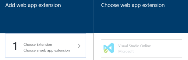 VisualStudioExtension
